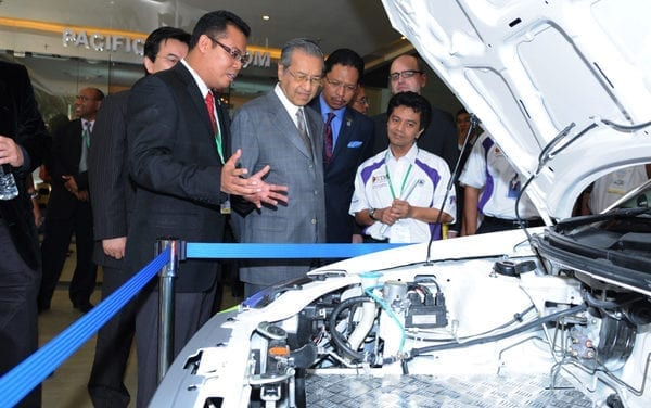 UTM's contribution to the national car industry