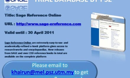 Trial Database by Library