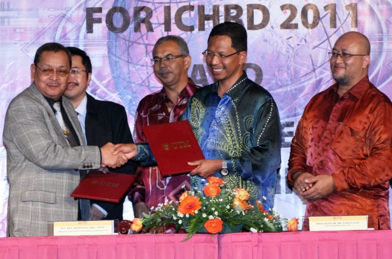 UTM and UNJANI strengthen cooperation