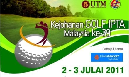 400 sertai Kejohanan Golf Antara IPTA 2011
