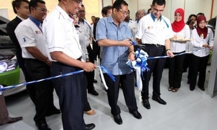 Two UTM-PROTON Satellite Research Laboratories established at UTM