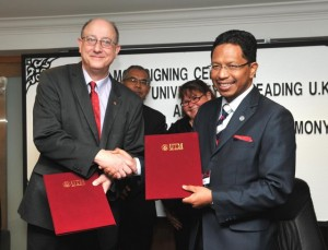 UTM and University of Reading enhance collaboration