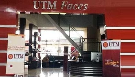 UTMFaces in Sultan Ismail International Airport, Johor Bahru