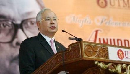 Prime Minister announces RM10 million for Ainuddin Wahid Endowment Fund