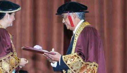 Konvokesyen ke-47: Tan Sri Dato' Dr. Yahya Awang telah dilantik sebagai Pro-Canselor baru