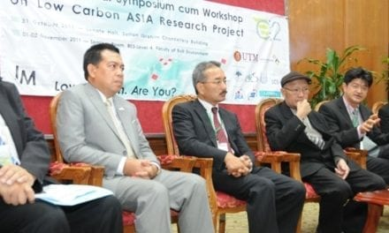 The 2nd International Symposium-Cum-Workshop on Low-Carbon Asia Research Project in UTM