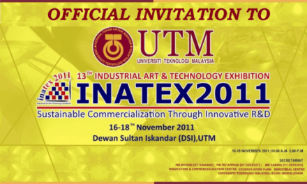 Official Invitation to INATEX 2011