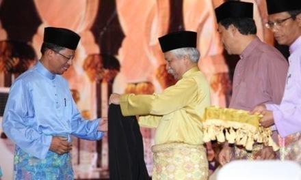 Naib Canselor Tokoh Maal Hijrah 1433 Negeri Sembilan
