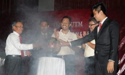 Naib Canselor rasmi Konvensyen Pemimpin Mahasiswa IPT 2011