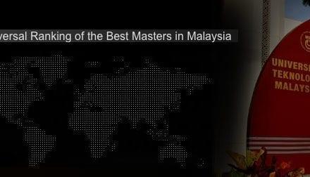 UTM Masters Programmes Ranked Top 200 in Eduniversal Ranking