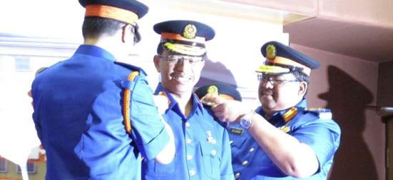 Naib Canselor terima watikah Pegawai Kehormat Jabatan Pertahanan Awam