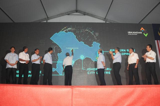 UTM antara lima zon perdana dalam wilayah Iskandar Malaysia