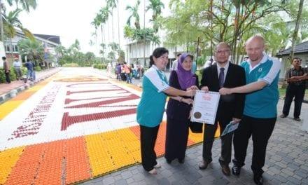 UTM dipilih sebagai lokasi pelancaran kempen Green Generation 2011