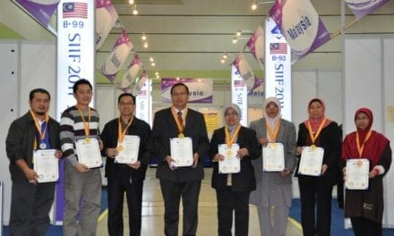 UTM won 15 gold medals at SIIF 2011