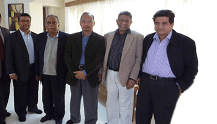 CASIS visit to Dhaka to foster academic and collegiate spirits with a Muslim country