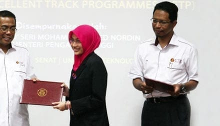 UTM allocates RM2.5 million Endowment Scholarship to 150 students