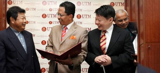 Hewlett-Packard & Technology Education Leader offer software education programme to 100 UTM students