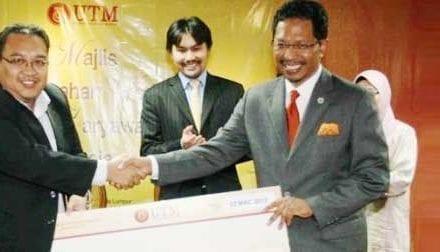 Tabung Endowment UTM terus dapat sumbangan
