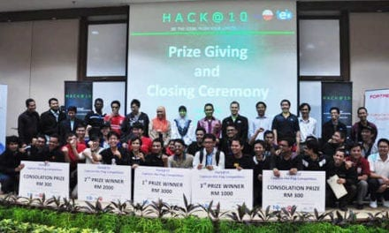 Hack@10 Hacking Competition: We Pawned Them All !