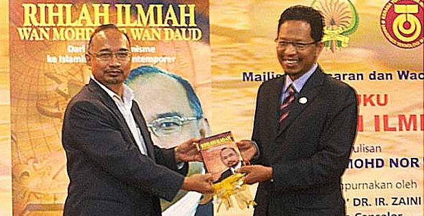 UTM lancarkan Buku Rihlah Ilmiah