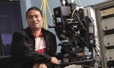 Muhammad Arif of UTM selected for 62nd Nobel Laureate 2012 Meeting in Germany