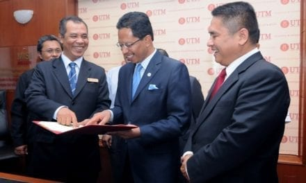 UTM and FRIM develop tropical forest in campus