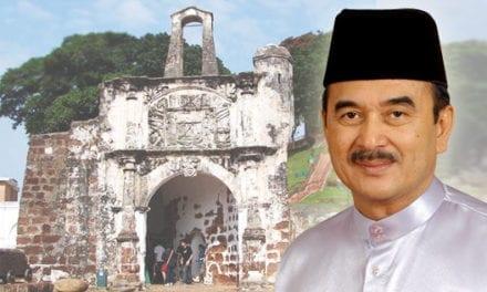 Majlis Ramah Mesra dan Makan Malam Bersama Ketua Menteri Melaka
