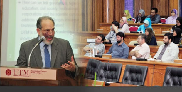 UTM Premier Lecture Series by Professor Susskind: New tools for democratic decision making
