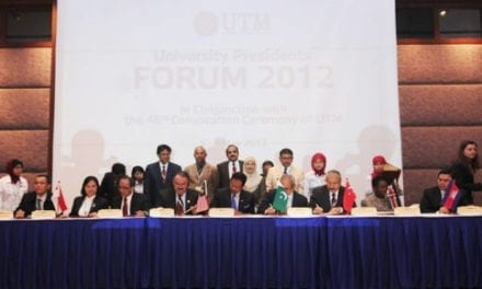 Prof. Zaini: UTM envisions multilateral partnership framework with organisations