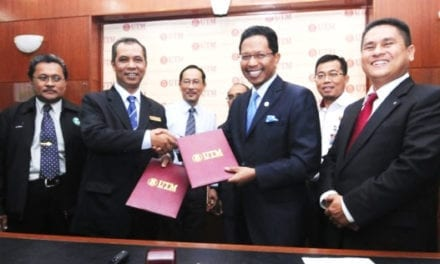 UTM Signs MOU with institute to reforest rubber plantation