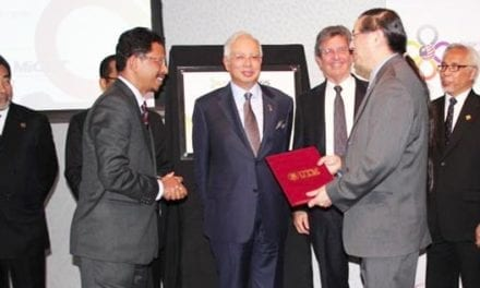 UTM seals cooperation with University of Columbia on Environmental Sustainability