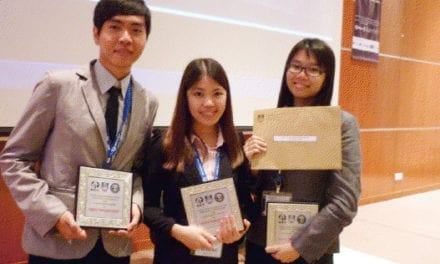 UTM Quantity Surveying & Construction Students Won the 4th RICS-RISM International Surveying Conference for Undergraduate Competition