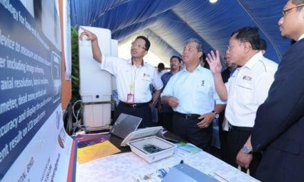 UTM dan Sawipac hasil baja bio berkualiti tinggi