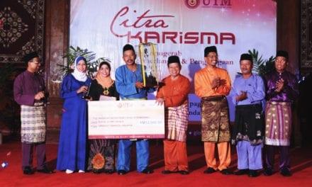 APQ Team juarai Anugerah Inovasi Naib Canselor UTM 2012