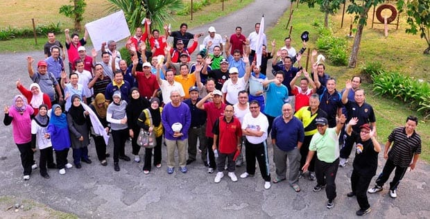 UTM Top Management Retreat strengthens ties for a more impactful future