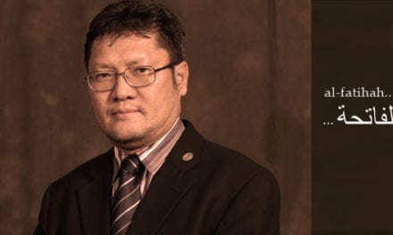 Great loss to UTM with the passing of Prof. Marzuki