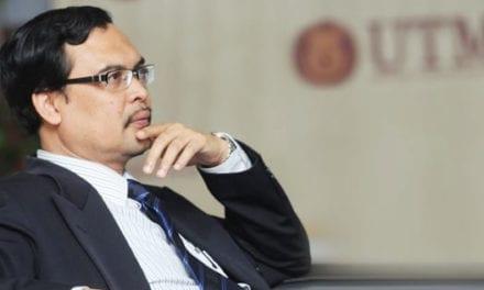 Profesor Azlan dilantik TNC Pembangunan UTM