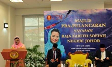 Yayasan Raja Zarith biayai aktiviti kesarjanaan