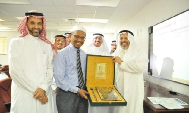 Madinah City Partnership and Strategic Engagement with Ummul Qura and Taibah University