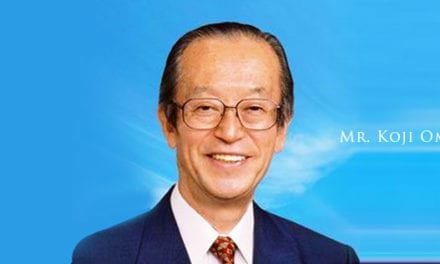 UTM Welcomes Koji Omi, Founder of STS Forum