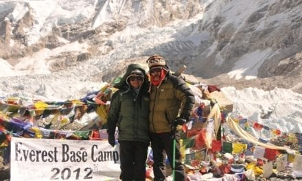 Everest Hike: A test of Endurance