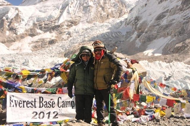 Everest Hike: A test of Endurance