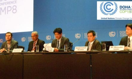UN Climate Change Conference, Doha 2012