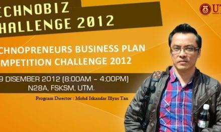TechnoBiz Challenge 2012
