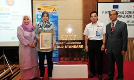 UTM Awarded the Energy Management Gold Standard (EMGS) for second time