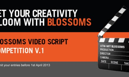Blossoms video script competition v.1