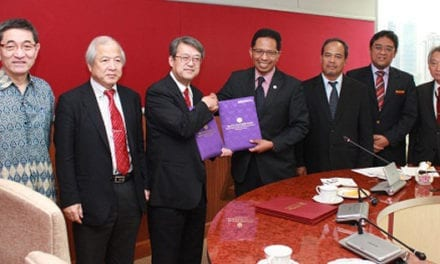 MOU between Universiti Teknologi Malaysia and University of Tsukuba