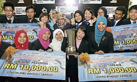 UTM wins business competition