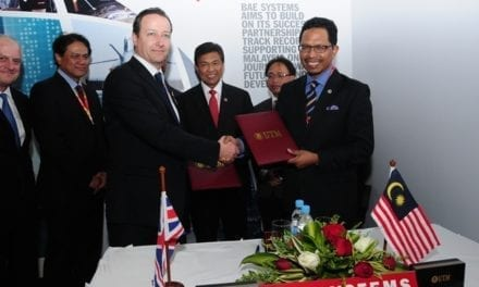 UTM EMBARKS ON INDUSTRY LINKAGES WITH BAE SYSTEMS
