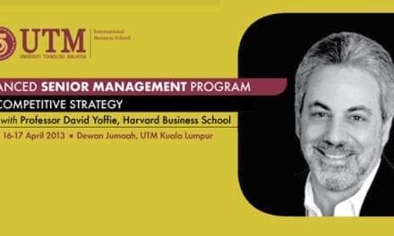 Advanced Senior Management Program (ASMP)